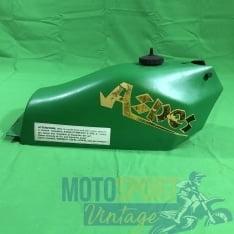 Serbatoio Aspes verde