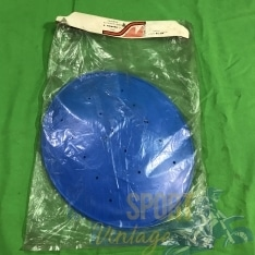Tabella ovale blu