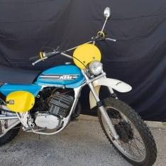 ktm 125 sachs 1975