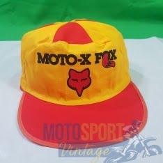 cappellino moto-x