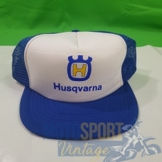 cappellino husqvarna