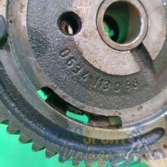 campana frizione sachs 126 6V