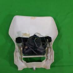 mascherina porta faro yamaha TT 600 E