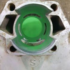 cilindro nudo franco morini 50