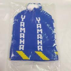 cappellino di lana yamaha