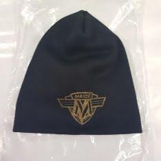 cappellino di lana maico nero