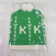 cappellino di lana kawasaki