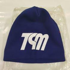 cappellino di lana tgm blu