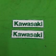logo da ricamare Kawasaki